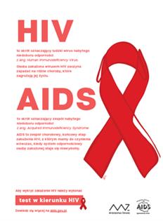 montaż w ramach aids